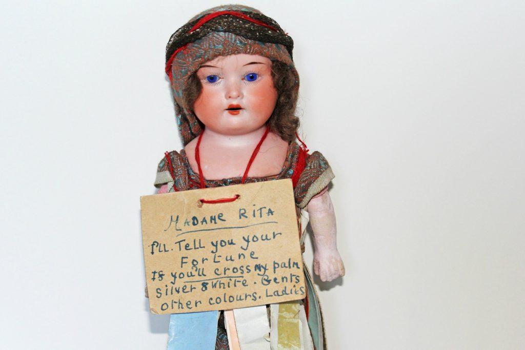 Fortune Teller Doll