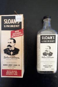 Sloans Liniment