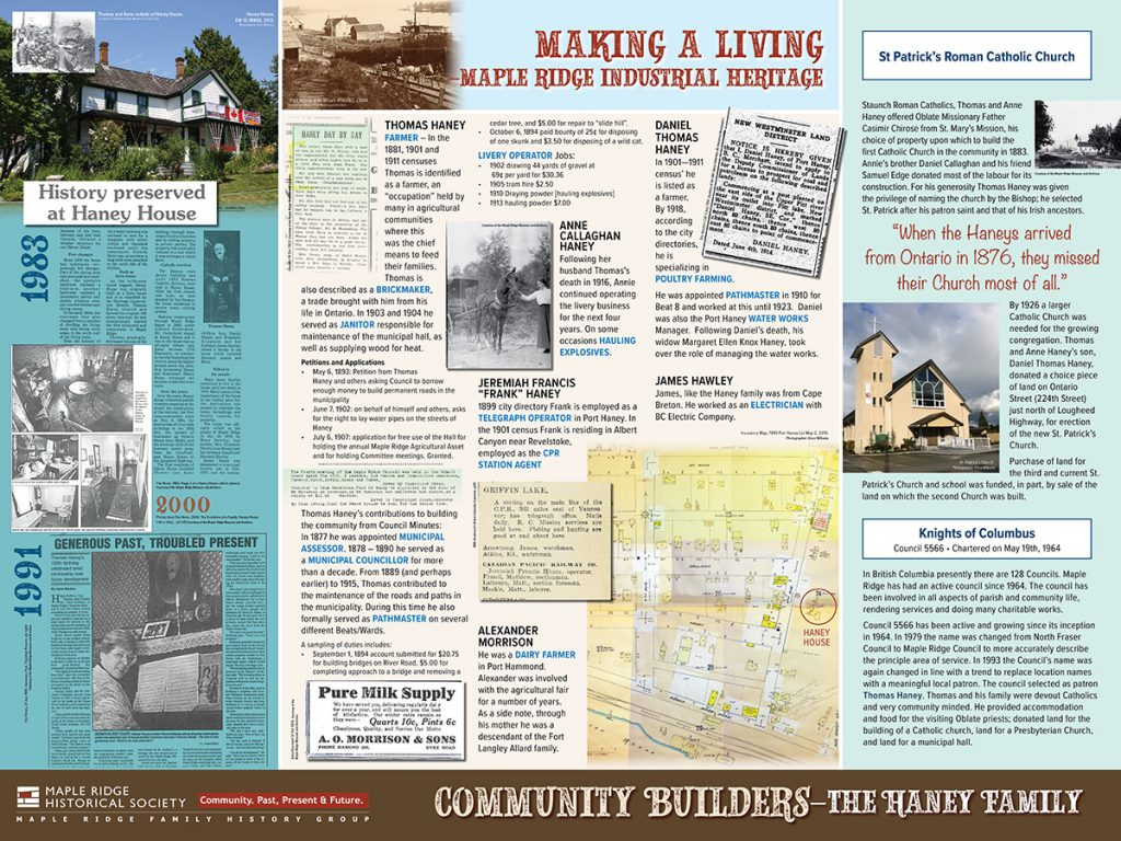 Community Builders: The Haney Family